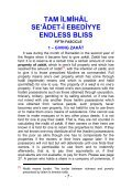 5-Endless Bliss Fifth Fascicle - Hakikat Kitabevi - Page 7