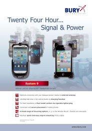 Twenty Four Hour... Signal & Power - Bury.com