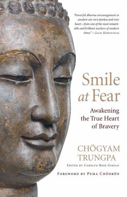 Smile At Fear - Chogyam Trungpa pdf - Luiz Fernando