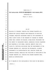 House Bill 77 - New Mexico Legislature