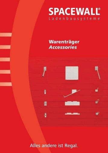 Warenträger Accessories - Spacewall