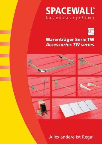Accessories TW series - Spacewall