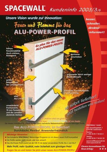 alu-power-profil alu-power-profil - Spacewall