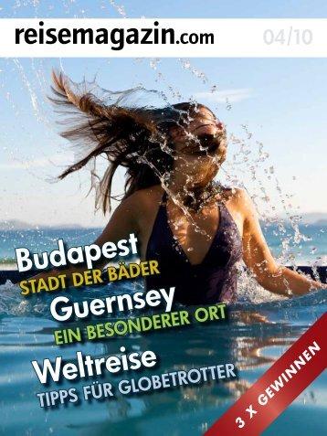 iPhone Reisemagazin.com 04 2010