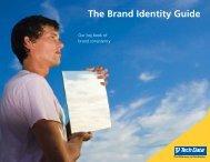 The Brand Identity Guide - Tech Data