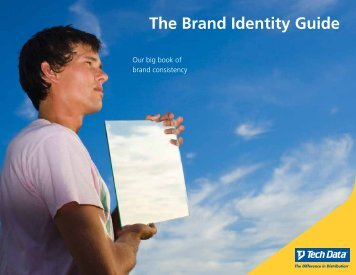 The Brand Identity Guide - Tech Data