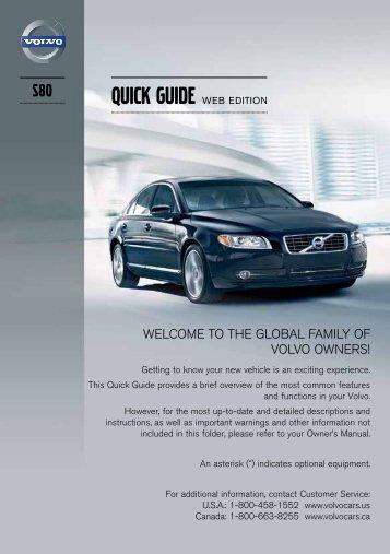 Quick GUIDE Web edition - ESD - Volvo