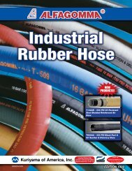 Industrial Rubber Hose - Key Industrial