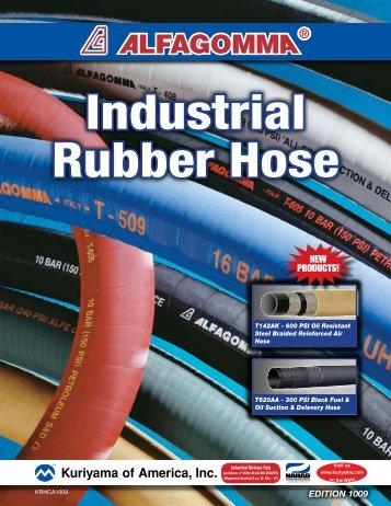 Industrial Rubber Hose - Key Industrial