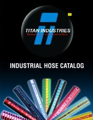 Parker Titan Industrial Hose Division - Goodyear Rubber Products, Inc.