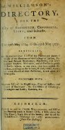 Williamson's directory for the City of Edinburgh, Canongate, Leith ... - Page 7