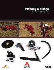 Planting & Tillage - AGCO Parts