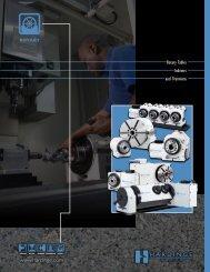 Product Brochure - Hardinge Inc.