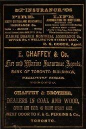 alphabetical directory. - Toronto Public Library