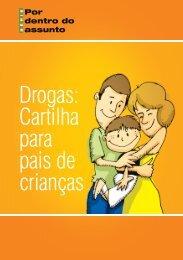 Drogas: Cartilha para pais de crianças