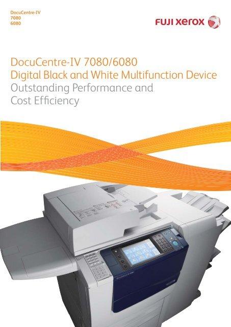 Brochure - Fuji Xerox