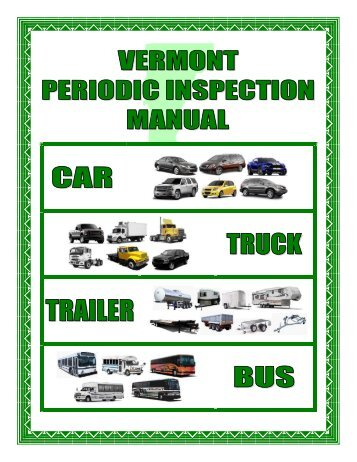 Vehicle Inspection Maac