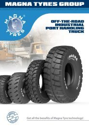 Download our complete catalogue here - Magna Tyres