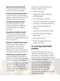 What is a personality disorder ? - Page 3