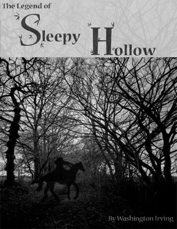essay on the legend of sleepy hollow by washington irving Free essay: the legend of sleepy hollow ichabod crane was a school master in a small town called sleepy hollow he was greatly amazed by the tale of a ghost.