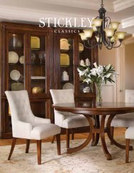 Classics by Stickley