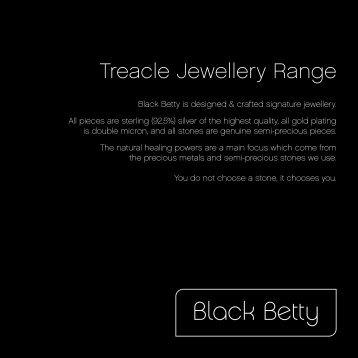 Treacle Jewellery Range