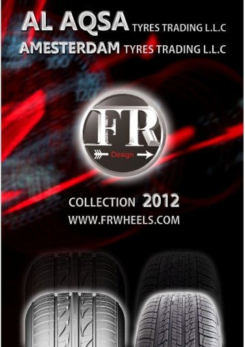 AL AQSA Catalog [2012] - Al AQSA TYRES TRADING LLC