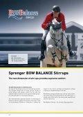 sprenger bow balance stirrups - Page 3