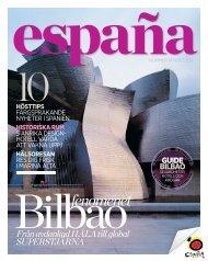 Höst 2011 - Spain
