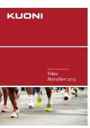 Tokyo Marathon 2013 - Kuoni Reisen