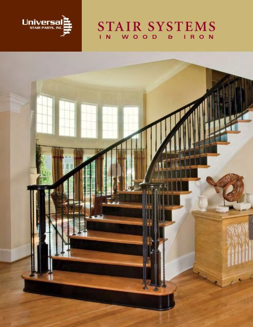 STAIR SYSTEMS   Stair Parts