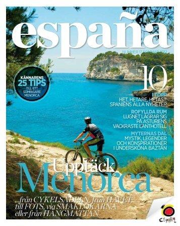 Sommar 2012 - Spain