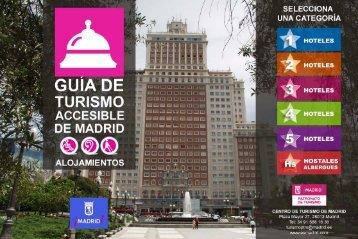 Alojamientos accesibles en Madrid. PDF (30 Mb) - Spain
