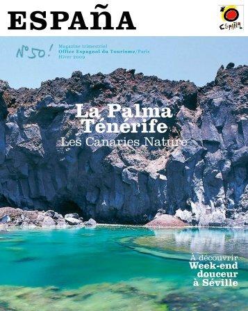 La Palma Ténérife - Spain
