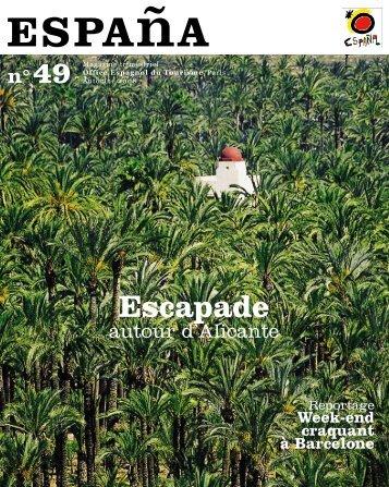 Escapade - Spain