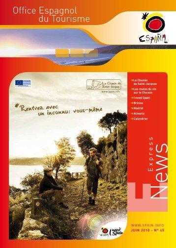 Office Espagnol du Tourisme - Spain