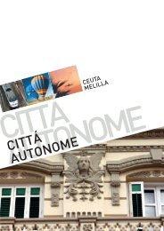 Le Città Autonome. Ceuta e Melilla (PDF) - Spain