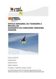 OFFICE ESPAGNOL DU TOURISME A BRUXELLES ... - Spain