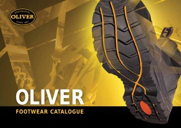 FOOTWEAR CATALOGUE - Oliver