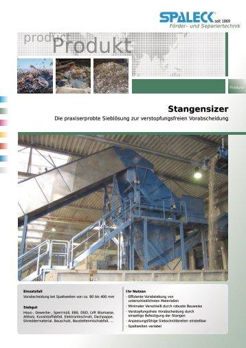 Stangensizer