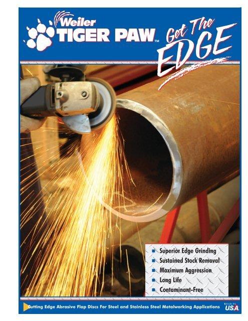 Weiler 56495 Tiger Spanner Wrench For Tiger Abrasives Adapting Nut