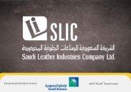 last profail-slic - Leather Industries, Saudi Arabia