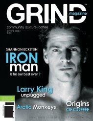 GRIND Magazine: 2012 - Issue 5