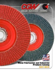 Click here to view our - CGW-Camel Grinding Wheels