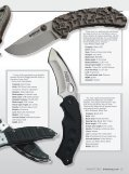 Only BlADE® hAs thE insiDE scOOp On fActOry knivEs sEt tO DEBut ... - Page 2