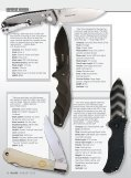 Only BlADE® hAs thE insiDE scOOp On fActOry knivEs sEt tO DEBut ... - Page 5