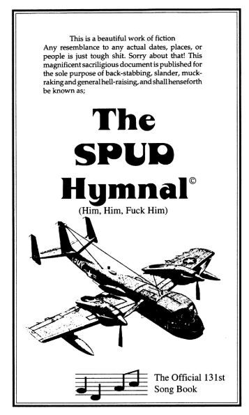 Copy of spud-hymnal - Horntip