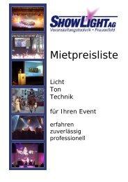1 Mietpreisliste aktuelle version Liste ohne Bilder.rpt  - Showlight AG