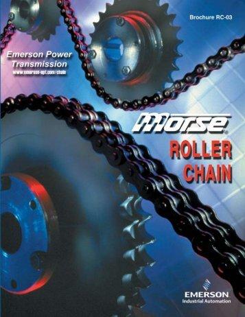 Morse Roller Chain