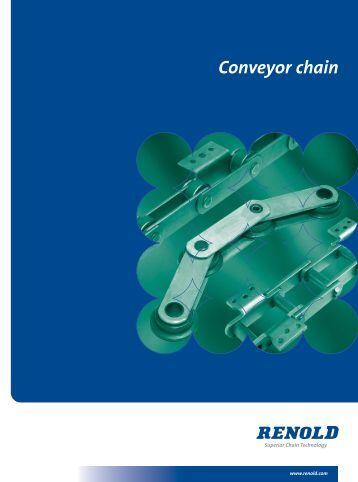 Renold Conveyor Chain catalogue